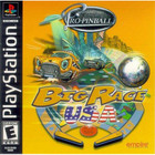 Pro Pinball: Big Race USA - PS1 (With Box and Book)