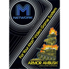 Armor Ambush (Blue Label) - Atari 2600 (Cartridge Only)