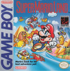 Super Mario Land - GAMEBOY (Cartridge Only, Label Wear)