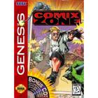 Comix Zone - Sega Genesis (Cartridge Only)