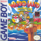 Super Mario Land 3: Warioland - GAMEBOY (Cartridge Only, Label Wear)