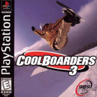 Cool Boarders 3 - PS1 (With Book)