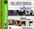 Final Fantasy Chronicles (Green Label, Brand New and Sealed) - PS1