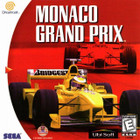 Monaco Grand Prix - Dreamcast (With Book)
