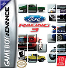 Ford Racing 3 - GAMEBOY ADVANCE (Cartridge Only)