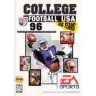 College Football USA 96 - Sega Genesis (Cartridge only, Label Wear)
