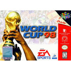 World Cup 98 - N64 (Cartridge Only, Cartridge Wear)