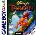Disney's Tarzan - GBC (Cartridge Only)