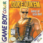 Duke Nukem - GBC (Cartridge Only)