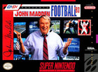 John Madden Football '93 - SNES (Cartridge Only)