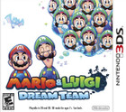 Mario & Luigi: Dream Team - 3DS [Brand New]