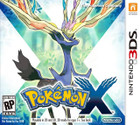 Pokemon X - 3DS [Brand New]