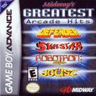 Midway's Greatest Arcade Hits - GBA (Cartridge Only)