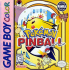 Pokemon Pinball - GAMEBOY COLOR (Cartridge Only)