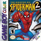 Spiderman 2: The Sinister Six - GBC (Cartridge Only)