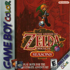 The Legend Of Zelda: Oracle Of Seasons - GAMEBOY COLOR (Cartridge Only)