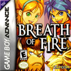 Breath of Fire - GBA (Cartridge Only)