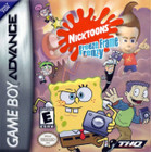 Freeze Frame Frenzy & Spongebob Squarepants - GBA (Cartridge Only)