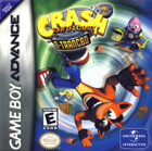 Crash Bandicoot 2: N-Tranced - GBA (Cartridge Only)