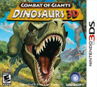 Combat of Giants: Dinosaurs 3D - 3DS (Cartridge Only)