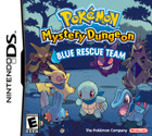 Pokemon Mystery Dungeon: Blue Rescue Team - DS (Cartridge Only)