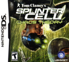 Tom Clancy's Splinter Cell: Chaos Theory - DS (Cartridge Only)