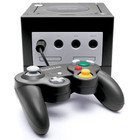 Nintendo Gamecube (Black, Used, Great Condition)