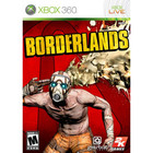 Borderlands - XBOX 360 - Disc Only