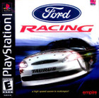 Ford Racing - PS1 (With Book)