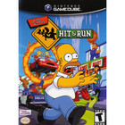 The Simpsons: Hit & Run - GameCube (Disc Only)