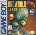 Oddworld Adventures - GAMEBOY [CIB]