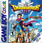 Dragon Warrior III - GBC (With Box and Book, Excellent Condition)