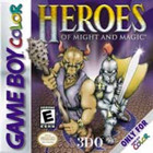 Heroes of Might and Magic - GBC (With Box and Book, Excellent Condition)
