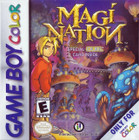 Magi Nation - GBC (With Box and Book, Excellent Condition)