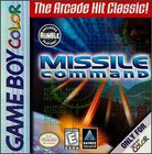 Missile Command - GBC (With Box and Book, Great Condition)
