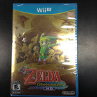 The Legend of Zelda: Wind Waker HD - Wii U [Brand New] (sleeve damage)