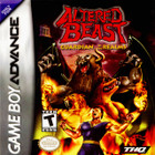 Altered Beast: Guardian of the Realms - GBA (With Box and Book)