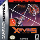 Classic NES Series: Xevious - GBA (With Box and Book , Excellent Condition)