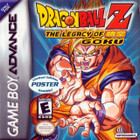 DBZ: The Legacy of Goku - GBA (With Box and Book , Excellent Condition)