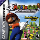 Mario Golf: Advance Tour - GBA (With Box and Book , Excellent Condition)