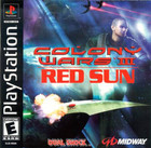 Colony Wars III Red Sun - PS1 (With Book)