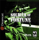 Soldier of Fortune - Dreamcast (With Book)