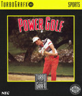 Power Golf - TurboGraFX16 (With Box and Book)