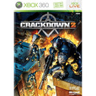 Crackdown 2 (Used) With Book - XBOX360