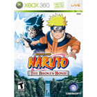 Naruto Broken Bond - XBOX 360