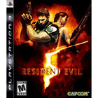 Resident Evil 5 - Used (With Book) - PS3