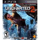 Uncharted 2: Among Thieves - Used (With Book) - PS3