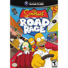 The Simpsons: Road Rage - GameCube - Disc Only