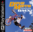 Dave Mirra Freestyle BMX - PS1 (Disc Only)