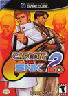 Capcom Vs. SNK EO2 - GameCube (Used, With Book)